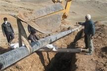 ره آورد دولت تدبیر و امید   گازرسانی به 174 روستای همدان