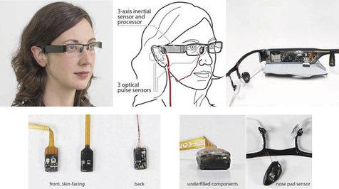 با کمک این عینک فشار خونتان را اندازه بگیرید!
