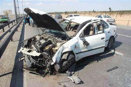فوت 50 نفر در  روز در پی سوانح رانندگی