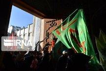 نماز جمعه شیراز با تشییع پیکر مطهر شهید دفاع مقدس رنگ و بوی حسینی گرفت