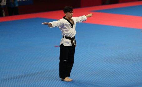 بختیار؛ اولین مدال آور ایران در بازی های آسیایی