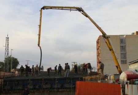 جرثقیل برق مناطقی از دزفول را قطع کرد