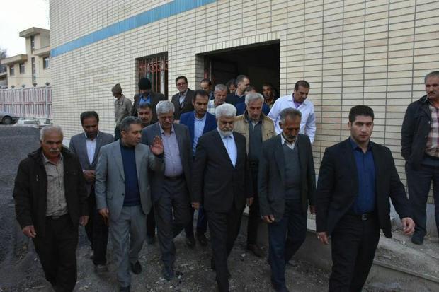 بیمارستان محلی در بوئین میاندشت راه اندازی می شود