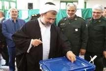 امام جمعه گنبد: انتخابات اعتماد ملت به تاثیر رای در تعیین سرنوشت است