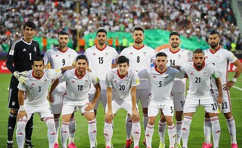 رنگ پیراهن ایران برای دیدار با مراکش مشخص شد