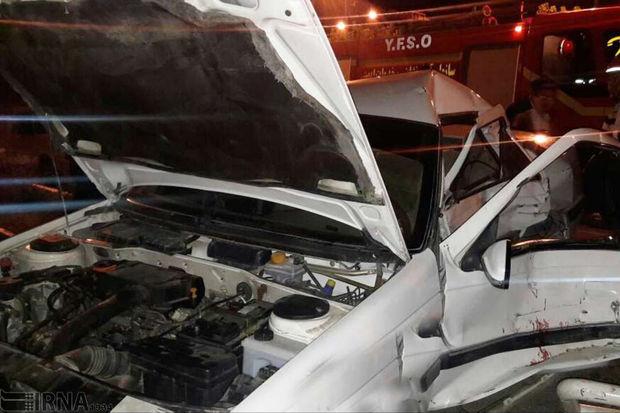 ۲ نفر در تصادفات جادهای زنجان طی ۴۸ ساعت گذشته جان باختند