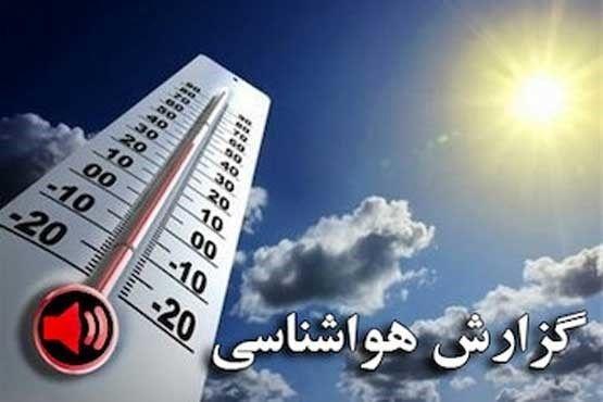 افزایش محسوس دمای هوا در گیلان