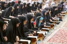 طرح جزء خوانی قرآن در فسا با استقبال جوانان روبرو شد