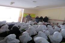 آموزش مدیریت سبز در مدارس سیستان و بلوچستان