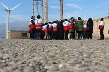 گیلان میزبان اردوی دوستی جوانان هلال احمر است