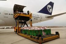 واردات گوشت گرم گوسفندی  از فرودگاه پیام  از سر گرفته شد