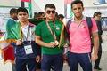 دوندگان نابینای فارس در مسابقات پارا آسیایی امارات، چهار مدال کسب کردند