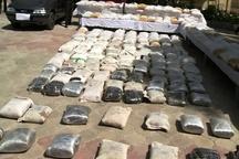 افزایش صددرصدی کشفیات مواد مخدر در هنگ مرزی ارومیه