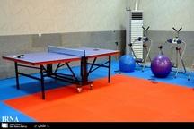 دو خانه ورزش روستایی در داورزن فعال شد