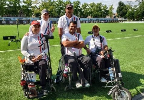 کسب ۶ سهمیه انفرادی پارالمپیک ۲۰۲۰ برای کمانداران ایران