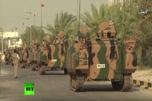 گسترش حضور نظامی ترکیه در منطقه خلیج فارس