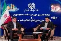 رئیس هیات بازرسی انتخابات قم: هیچ مشکلی به هیات بازرسی استان گزارش نشده است
