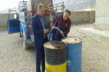 روستاییان خارتوران شاهرود کمبود نفت دارند