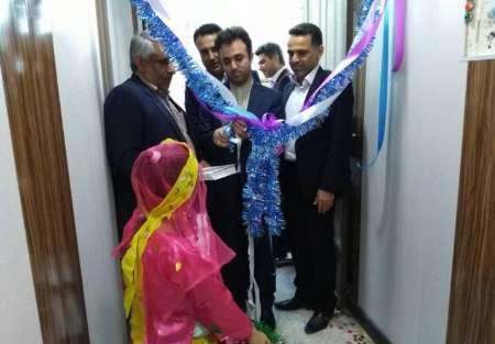 ساختمان جدید دانش آموزان استثنایی بندرریگ بوشهر افتتاح شد