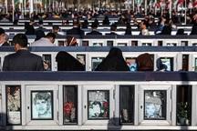 تبلیغات محیطی برای کنگره ملی سه هزار شهید قزوین الزامی است