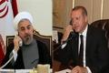 رئیسجمهور روحانی: تهران و آنکارا اهداف مشترکی در زمینه مسائل منطقهای و بینالمللی دنبال میکنند