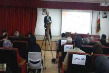 همایش نگاهی به تاریخ ادبیات هورامی در دانشگاه پیام نور مریوان برگزار شد