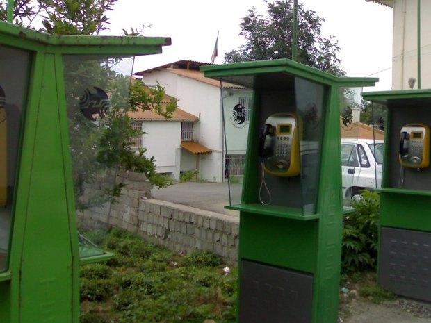 تلفن همگانی رایگان در محل اسکان سیلزدگان خوزستان صب شد