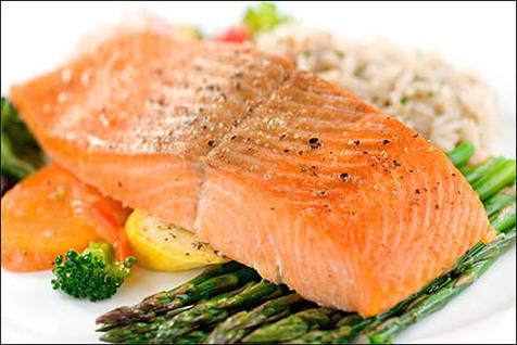 در هفته چند گرم ماهی باید بخوریم؟