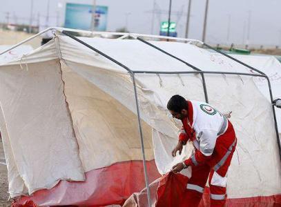 توضیح هلال احمر درباره فروش چادرهای امدادی