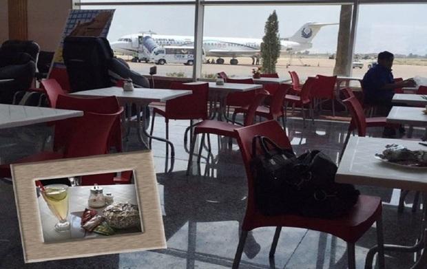 داستان ادامه دار گران فروشی در فرودگاه شیراز