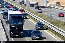 تردد در محورهای لرستان به مرز 8میلیون خودرو رسید