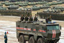 استقرار نظامیان روسی در پایگاه سابق آمریکا در سوریه