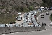 ترافیک نیمه سنگین در مسیرهای منتهی به استانهای شمالی