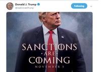 توییت ترامپ درباره ایران توسط کاربران به تمسخر گرفته شد+ تصاویر