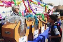 2020 پایگاه جشن عاطفه ها در قزوین برپا شد