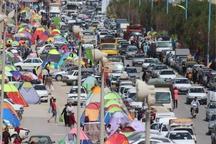 بوشهر میزبان هفت میلیون و 350 هزار مسافر بود