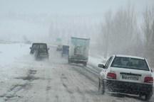 مدیرکل راهداری: بارش برف راه های آذربایجان شرقی را لغزنده کرد