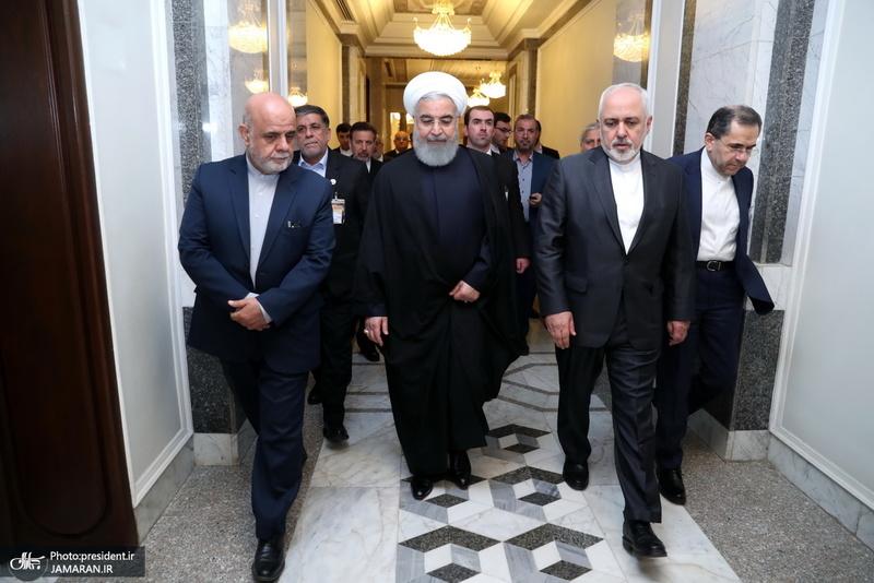سفر روحانی به عراق