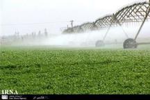 2 هزار هکتار از اراضی کشاورزی دامغان به سامانه های نوین آبیاری تجهیز می شود