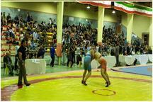 برترین های مسابقات کشتی آزاد و فرنگی نوجوانان کردستان معرفی شدند