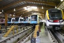 33 درصد قطعات واگن های مترو بومی سازی شده است