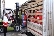 سومین محموله کمک های مردمی ریگان به مناطق سیل زده ارسال شد