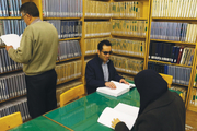 کتابخانه نابینایان آذربایجان غربی چشم انتظار کمک خیرین