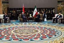 رئیسجمهور روحانی: ایستادگی جامعه جهانی در برابر اقدامات یکجانبه واشنگتن، حمایت از قانون و حقوق بینالمللی است