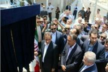 انتقال آب شرب مطمئن از سد سلمان به شهر جهرم