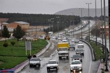 ترافیک در استان عادی و روان است