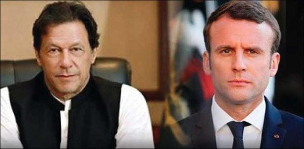 جزئیات گفت و گوی تلفنی مکرون و عمران خان