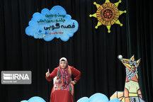 ماراتن قصهها در جشنواره قصهگویی یزد به پایان رسید