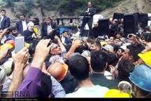 معاون استاندار گلستان: هیچیک از معترضان به رییس جمهور در آزادشهر دستگیر نشده اند
