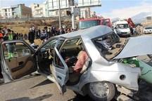 تصادفات فوتی جادهای در استان لرستان ۳۲ درصد کاهش یافت